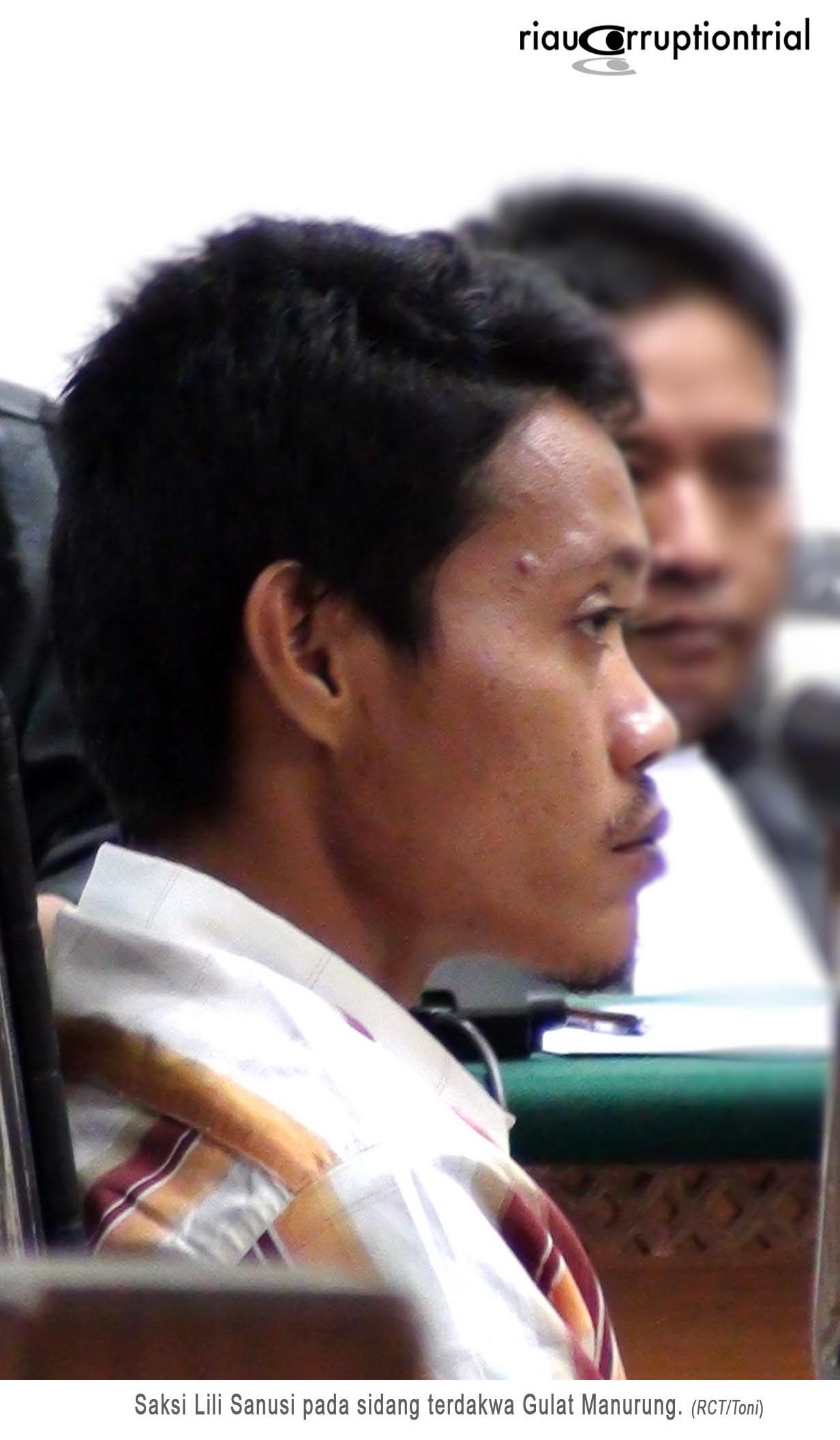 10 Saksi Lili Sanusi 22 Desember 2014