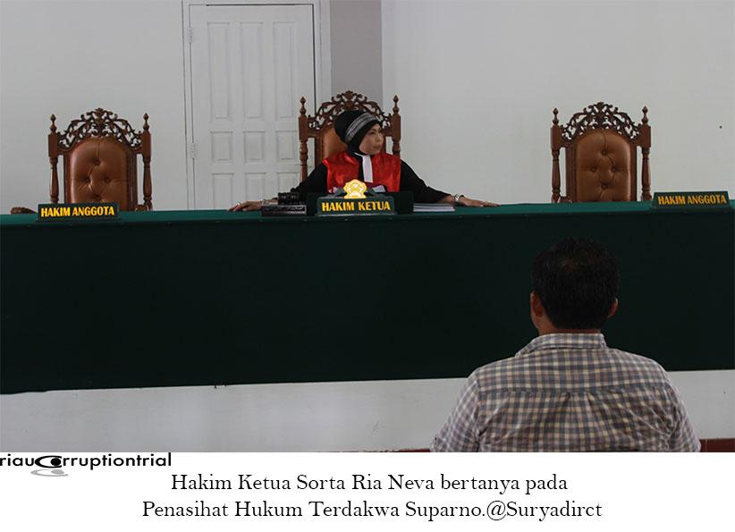 Hakim Ketua sORTA sIAK