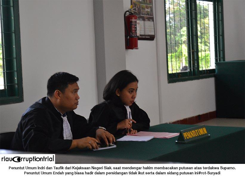 JPU Taufik dan Indri