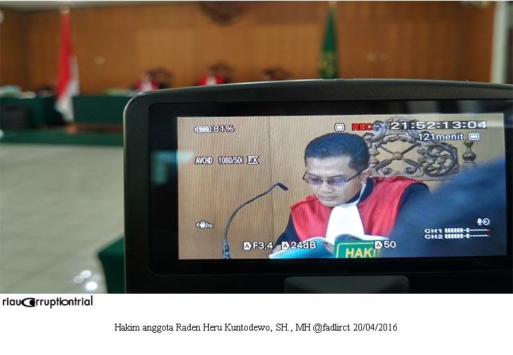 hakim heru 20 april 2016