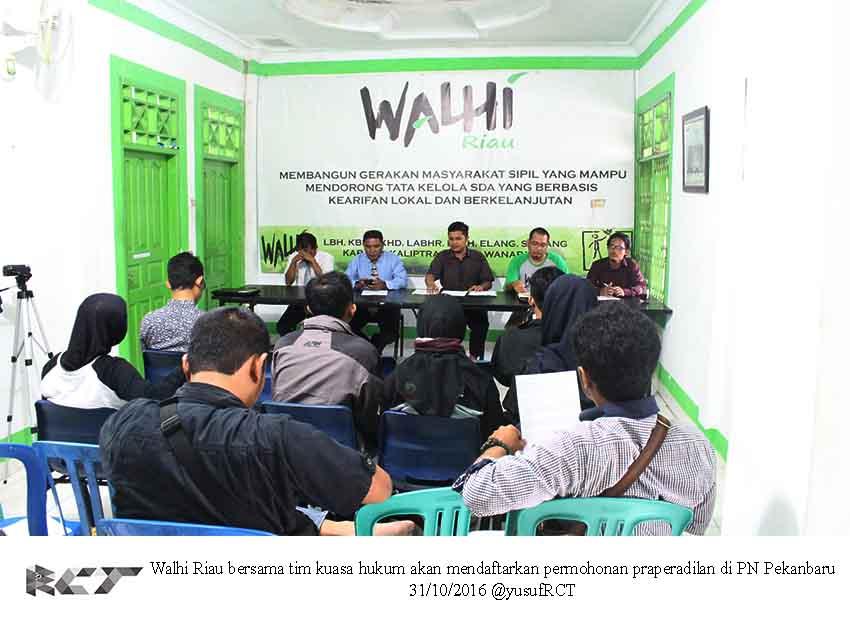 walhi riau 31-10-2016