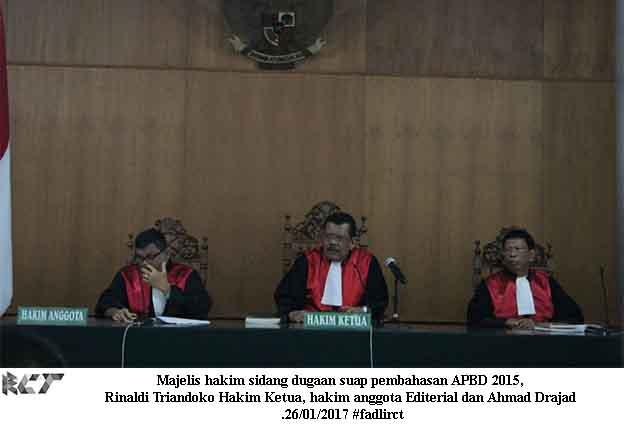 majelis hakim 26 jan 2017